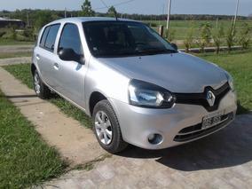 Renault Clio Mío Confort 5 Puertas 1,2 16v 75cv Año 2014