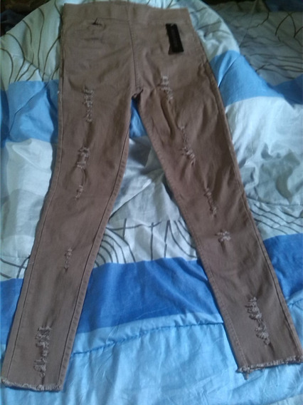 Jean/ Pantalon Strech De Dama