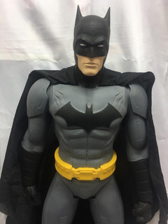 Batman 80 Cm Big Figgs Jakks Pacific Original Replay