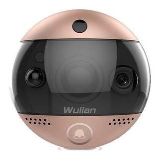Wulian Doorguardian - Video Portero Y Mirilla/ Zigbee/ Vea Q