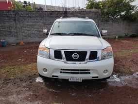 Nissan Armada 5.6 Exclusive 4x2 Mt 2013