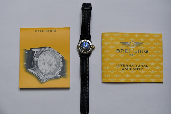 Breitling Callistino Dama