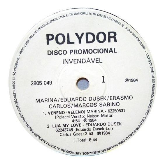 Marina Juke Box Eduardo Dusek Erasmo Carlos Marcos Sabino