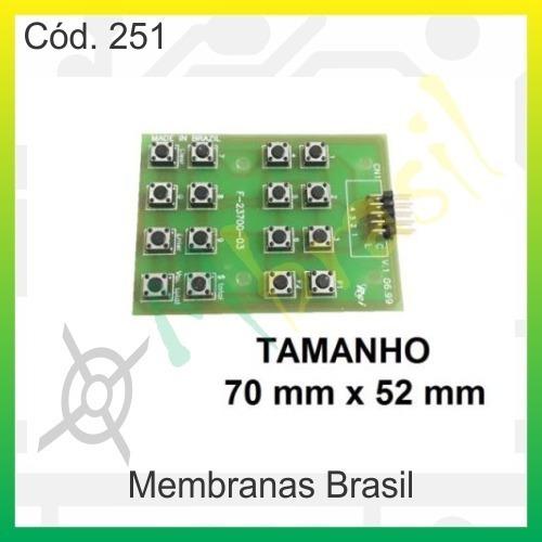 Placa De Programacao Pro Legacy - Cód 251