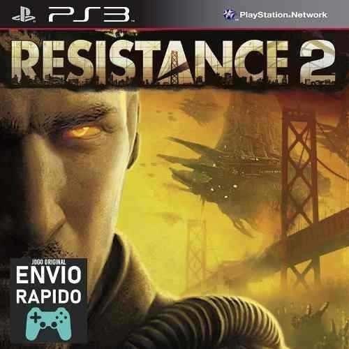 Resistance 2 - Jogos Ps3 Original