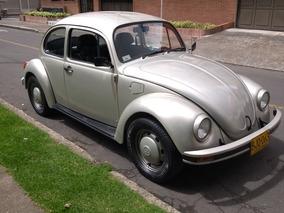 Volkswagen Escarabajo 1998.