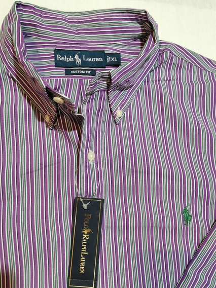 Camisa Polo Ralph Lauren Xl Original (no Scapinno, Nautica)