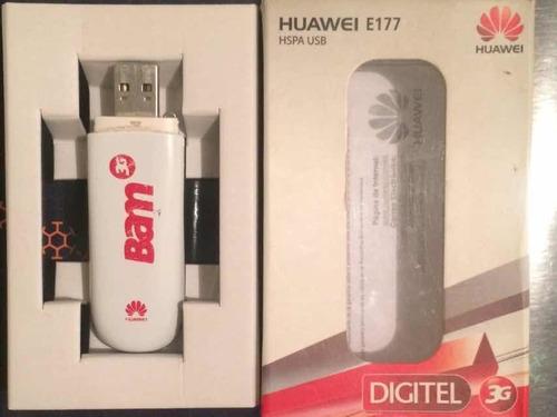 Imagen 1 de 4 de Bam Digitel 3g Huawei E177