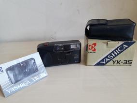 Câmera Analógica Yashica 35mm