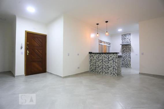 Apartamento No 1º Andar Com 1 Dormitório - Id: 892947529 - 247529