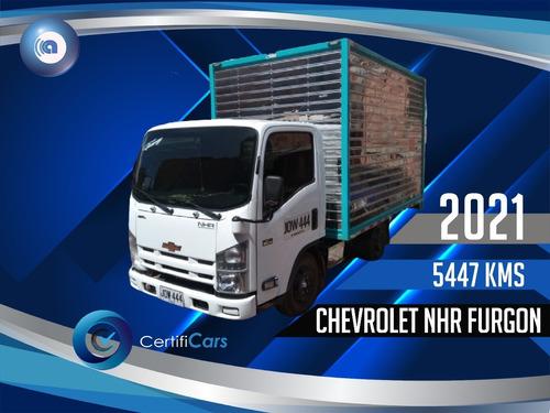 Chevrolet Nhr Www.financiacars.com