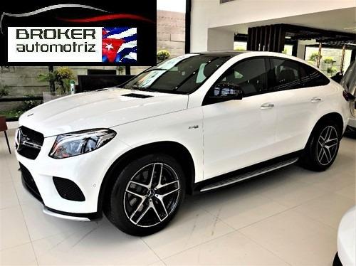 Mercedes-benz Gle 43 Amg 4x4
