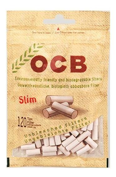 Filtros Ocb Para Armar Cigarrillos Tabaco Bolsitas Filtro