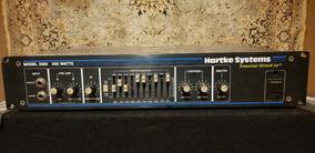 Cabeçote Hartke Systems 3500 Para Contra-baixo 350 Watts Rms