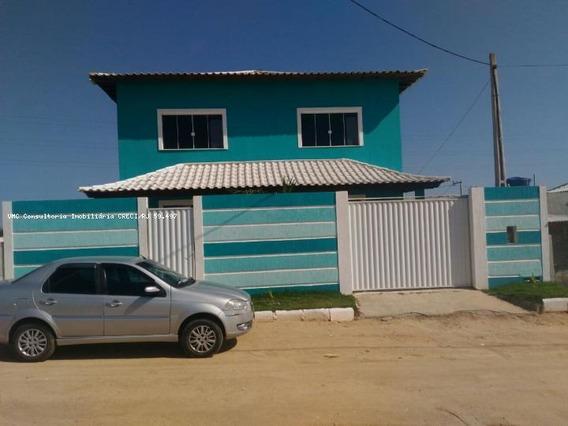 Casa Em Condomínio Para Venda Em Araruama, Fazendinha, 3 Dormitórios, 1 Suíte, 3 Banheiros, 1 Vaga - Iv0235