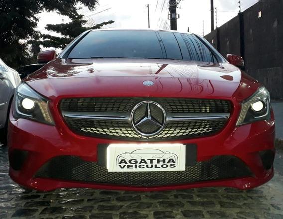 Mercedes Benz Cla 200 1.6 Gasolina - Abaixo Da Tabela