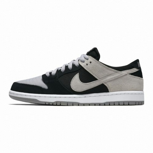Zapatillas Nike Sb Dunk Low Pro 001 Wolf Grey - Black