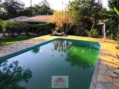 Excelente Sítio Com Maravilhosa Área Verde E Lago De Tilápias - 3631