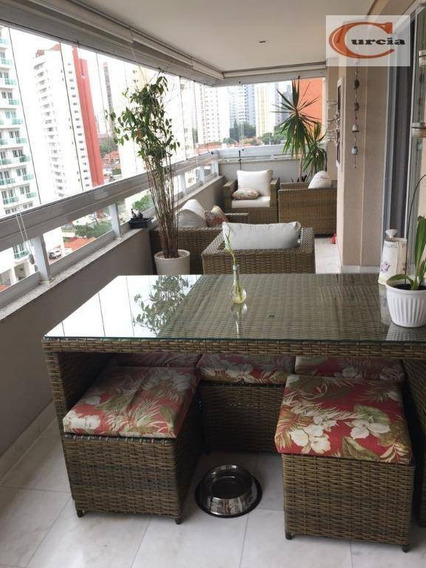 Apartamento Com 3 Dormitórios À Venda, 169 M² Por R$ 2.339.000,00 - Vila Clementino - São Paulo/sp - Ap5865