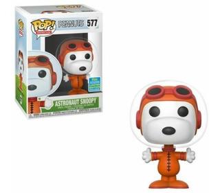 Funko Pop Peanuts Astronaut Snoopy Sdcc 2019
