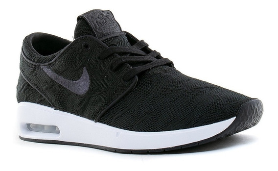 Zapatillas Nike Sb Air Max Janoski 2 Black / Black 001