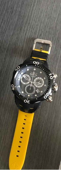 Relógio Invicta Original Modelo Nº 16996 Swiss Quartz