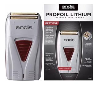 Afeitadora Razor Shaver Andis Profoil Lithium