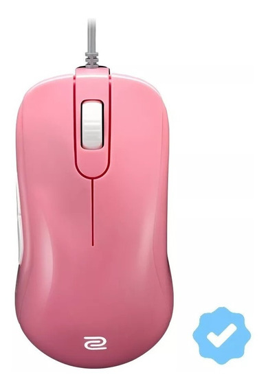 Mouse Gamer Zowie Divina S1 Pink Sensor 3360 Esports