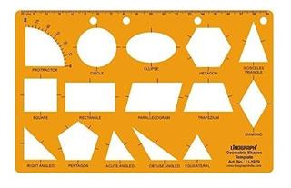 Linograph Formas Geométricas Escuela De Dibujo Y Redacción P