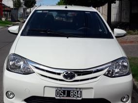 Toyota Etios Xls 5 Puertas