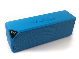 Parlante Portatil Bluetooth Bkt 301 Micro Sd Usb 6w Hi End