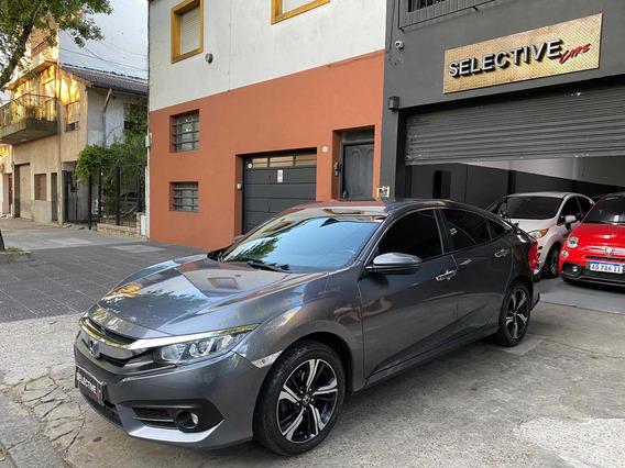 Honda Civic 2.0 Ex-l Año 2017 Con 55000 Km Service Oficiales
