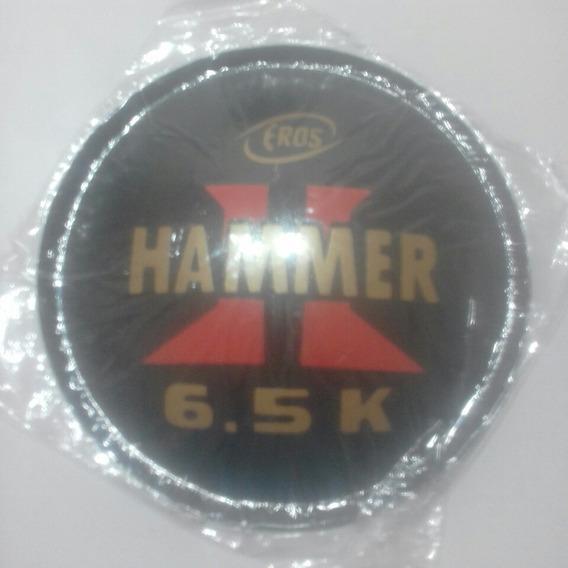 Cúpula Para Auto Falante Eros Hammer 6.5