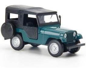 Miniatura Jeep Willys - Carros Do Brasil 2 - Raro