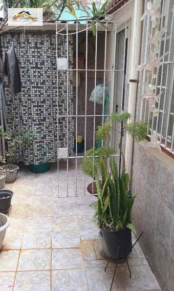 Casa De Vila Residencial À Venda, Brás, São Paulo. - Ca0378