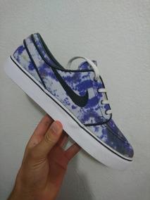 Tênis Nike Sb Stefan Janoski Pr Qs Tie Dye Premium Skate