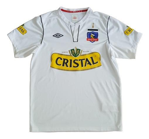 Camisa Colo-colo 2009 - Camiseta Umbro Futebol Chile