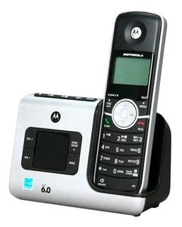 Teléfono Inalámbrico Con Pantalla Motorola L401 Detect 6.0