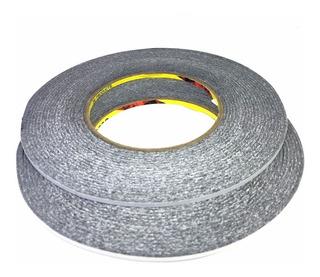 Fita Dupla Face 3m ® Rolo 50 Metros X 3mm Brand Tape Preta