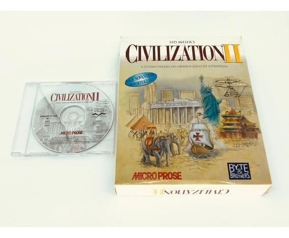 Jogo Pc Sid Meiers Civilization Ii 2