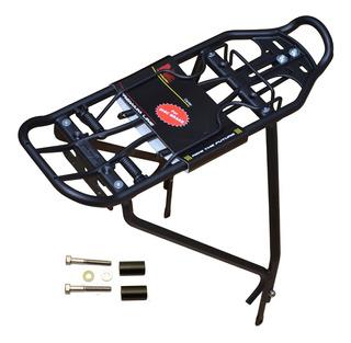Porta Equipaje Ajustable Para Rodados 26 Y 29, Freno A Disco