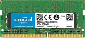 Memória Ddr4 Crucial 4gb 2666mhz Notebook Lenovo Legion Y530