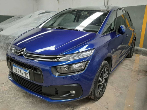 Citroën C4 Picasso 1.6 Hdi 115 Feel Pack Manual 2018