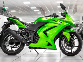 Kawasaki Ninja 250r Ano 2012 Impecavel Aceito Troca