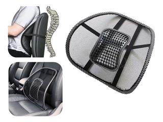 Soporte Respaldo Lumbar Ergonómico Auto Silla
