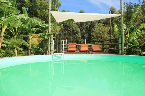 Alquiler Cabaña Casa De Campo Temporal Chacra Quinta Eventos