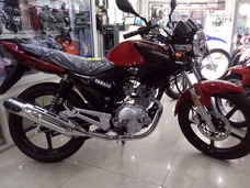 Yamaha Ybr 125 Ed 2017 Motolandia Libertador Tel 4792-7673