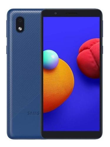 Teléfono Samsung A01 Core 1gb Ram 16gb Azul