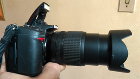 Câmera Nikon D7000 Dslr Em Ótimo Estado