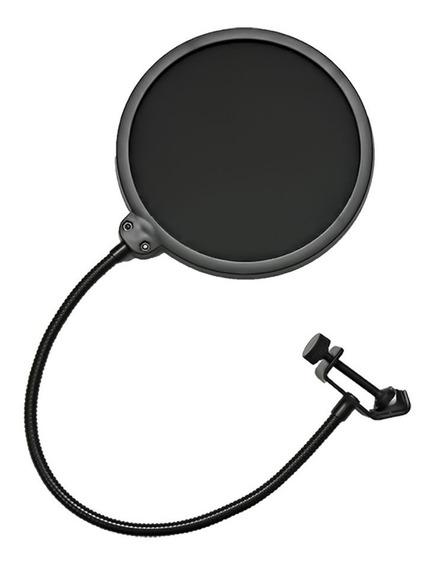 Pop Filter Arcano Am-f1 Prendedor Universal